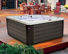 Hot Tubs Lehigh Valley Poconos at PDC Spa Pool World, Luxury Series