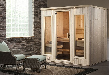 Sisu Saunas At PDC Spa Pool World Serving Lehigh Valley Poconos Pennsylvania