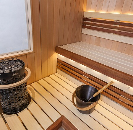 Designer Sauna Series - Traditional Steam Saunas Lehigh Valley Poconos Pennsylvania