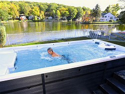Swim Spas Lehigh Valley Poconos, PDC Swim Spas At PDC Spa And Pool World