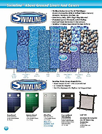 Pool Liners by Swimline