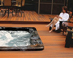 PDC SPAS - LX SERIES HOT TUBS
