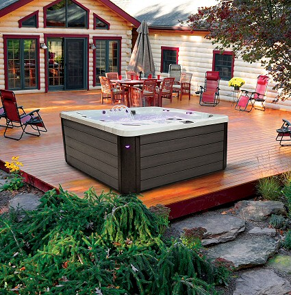 Hot Tubs Lehigh Valley Poconos at PDC Spa Pool World, PDC Hot Tub Store