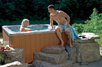 Hot Tub Store Lehigh Valley Premium Series Hot Tubs Poconos, PA.
