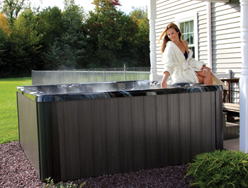 Hot Tub Spa Lehigh Valley Premium Series Lehigh Valley Poconos PA.